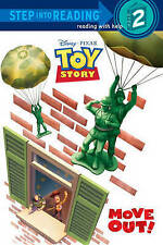 Move Out! (Disney/Pixar Toy Story 3) (Step into Reading 2)-ExLibrary