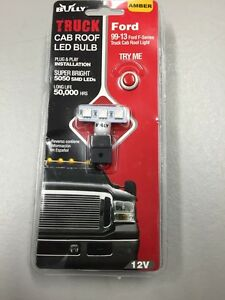 5X BULLY TRUCK CAB ROOF LED BULB FORD 99-13 FORD F-SERIES ILT-194A-6