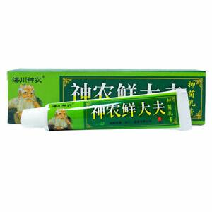 Itching Cream 15g Chinese Herbal Anti Bacteria Cream Skin Care Balm Health Care