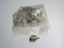 SUHNER N-MCX-50-1  MCX (F) - N (M) adapter