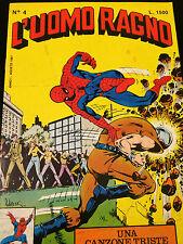 L'Uomo Ragno n. 4 -con bollini - Star Comics