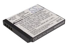 3.7V battery for Panasonic Lumix DMC-FP5A, Lumix DMC-FS35S, Lumix DMC-S1PA NEW