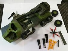 *Vtg GI Joe Rolling Thunder Vehicle 1982 Hasbro 80s Incomplete As-Is #2 1988