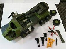*Vtg GI Joe Rolling Thunder Vehicle 1982 Hasbro 80s Incomplete As-Is #2 1988