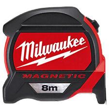 """NEW"" Milwaukee 48-22-7308 Tape Measure MAGNETIC 8M  -Freeship&Tracking"