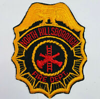 North Hillsborough Fire Department Florida FL Patch (C5)