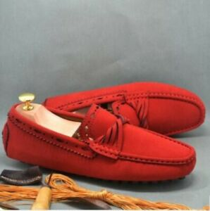 Mens Leisure Driving Moccasins Causal Slip On Loafers Round Toe Penny Shoes News