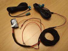AUDI A6 4F C6 MMI 2G 3G Retrofitting Cable Set Rear View Camera Retrofit WIRING