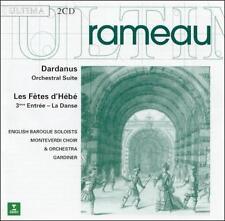 """Rameau - Dardanus, Orchestral Suite - Les Fetes d'Hebe, 3eme entree """"La Danse"""" /"""