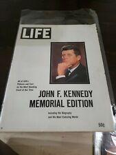 1963 Life Magazine John F. Kennedy Memorial Edition