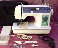FRATELLO XR - 6600 computer ~ Stitch Pattern macchina da cucire g.w.o