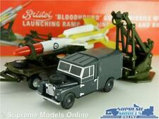 BLOODHOUND GUIDED MISSILE LAND ROVER SERIES 1 ONE MODEL CAR 1:76 SCALE OXFORD K8