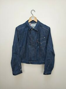 LEVI'S Levi Strauss Engineered Jeans 90's Women's Denim Jacket - Large - L