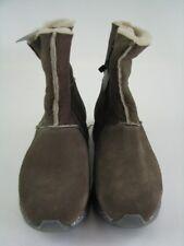 Daniel Hechter Emmy 927-29340 Boots taupe Leder Gr.37