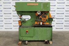 Peddinghaus Peddimaster 66/110 66 Ton Hydraulic Ironworker