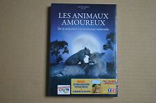LES ANIMAUX AMOUREUX  DVD  NEUF