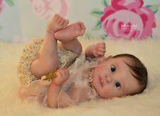 Mackenzie Reborn Doll *KIT* By Jessica Schenk Limited Edition