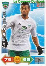 ANTONIO FERREIRA BRAZIL # FK.TEREK GROZNIY CARD ADRENALYN PANINI 2012