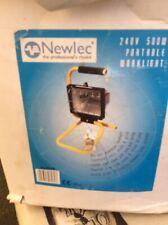 240v 500w Portable Worklight