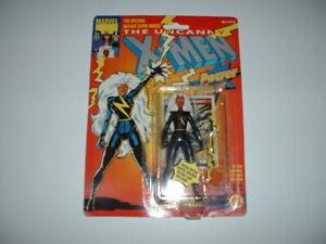 1991 TOY BIZ X-MEN STORM ACTION FIGURE--MIP !
