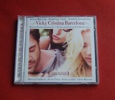 Vicky Cristina Barcelona - OST Motion Picture Soundtrack CD - Telarc 2008 - OOP!
