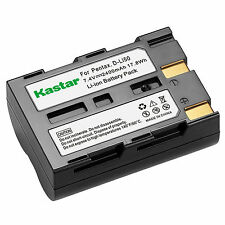 1x Kastar Battery for Samsung SLB-1647 Samsung GX10 GX-20