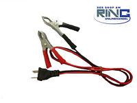 Batterie Ladekabel Stecker 12V Lade Kabel Generator Stromgenerator Stromerzeuger