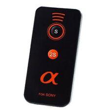 IR Wireless Remote Control for Sony NEX-6 NEX-7 NEX-5R NEX-5N Alpha A6000 A290