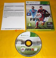 FIFA 15 XBOX 360 Versione Ufficiale Italiana 1ª Edizione ○○ COMPLETO - AI