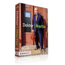 Doktor Martin 8DVD Czech Tv series 2015