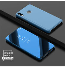 For Huawei Honor 20 Pro 8X 8S 10 9 Lite V20 Smart Mirror Stand Flip Case Cover