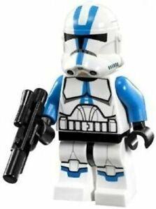 LEGO Star Wars 501st Legion Clone Trooper Minifigur 75002 75004