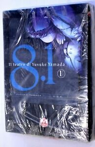 8.1 IL TEATRO DI YUSUKE YAMADA n. 1-2 SERIE COMPLETA Magic Press 2013 Manga UGE