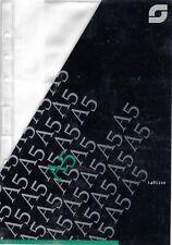 Succes A5 Visitenkarten Hüllen 2 Stk. Sichthüllen transp. Kalender Einlage XE184