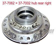 Triumph 37-7062 37-7002 hub right hand rear wheel OIF disc radnabe hinten rechts