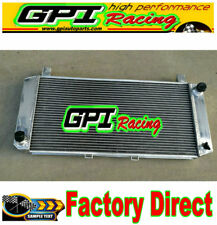 36 MM Aluminum radiator for LOTUS Esprit S3 1980-1987 manual 1981 1982 1983 84