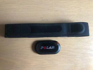 Polar H10 Heart Rate Sensor & Strap M-XXL Excellent Condition