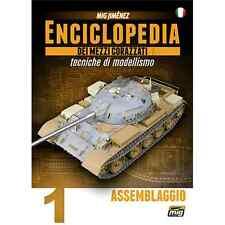 AMIG-ENC01 - AMMO OF MIG: Enciclopedia dei mezzi corazzati Vol.1 - ASSEMBLAGGIO