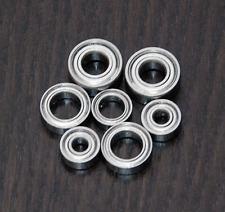 (7pcs) HPI MICRO RS-4 Metal Sealed Ball Bearing Set