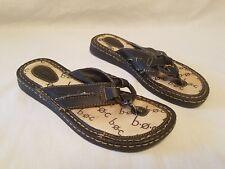 B.O.C. sandals. US Women's size 7. EU 38. New. Black.