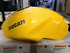 58610372AC  SERBATOIO GIALLO DUCATI MONSTER 400/620/750/800/900/S4R/S4/1000