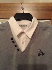 Henleys Jumper Size 4 Approx M/L
