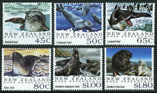 New Zealand 1094-1099, MI 1220-1225, MNH. Antarctic Seals, 1992