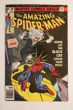 Amazing Spider-Man #194 - HIGHER GRADE - 1st App Black Cat!