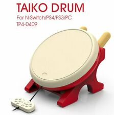 For Nintendo Switch/PS4/PS3/PC Taiko No Tatsujin Drum And Stick Set  4 IN 1