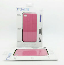 TidyTilt Minimal wrap Multi-Position Kickstand & Mount for iPhone 4 & 4S PINK