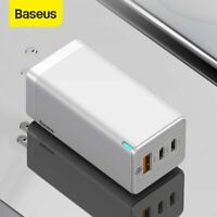 Baseus 65W USB QC 4.0+ Type C PD3.0 Fast Wall Charger Adapter for iPhone 12 Mini