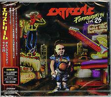 EXTREME-PORNOGRAFFITTI LIVE 25 / METAL MELTDOWN-JAPAN 2 CD Bonus Track H40
