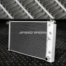 FOR 69-88 CHEVY CAMARO/IMPALA/CUTLASS 3-ROW FULL ALUMINUM CORE RACING RADIATOR