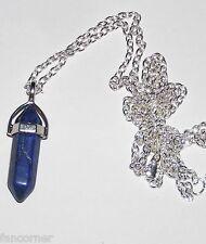 Pendule de divination lapis lazuli des soeurs Halliwell dans Charmed pendulum